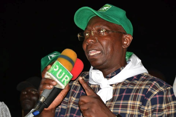 Pr. Issa Sall dément Sory Kaba et menace