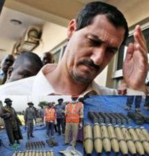 Comment la crise ivoirienne a aidé à la découverte des armes iraniennes. Les cargaisons devaient transiter au Port d'Abidjan. Yaya les a achetées à 10 milliards de FCFA