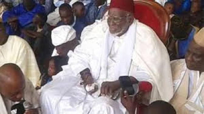 Urgent: Décès du khalife général de Ndiassane