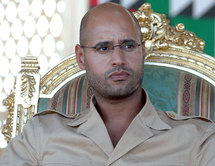 [Vidéo] Seif el-Islam, fils de Khadafi : « ma famille mourra en Libye »