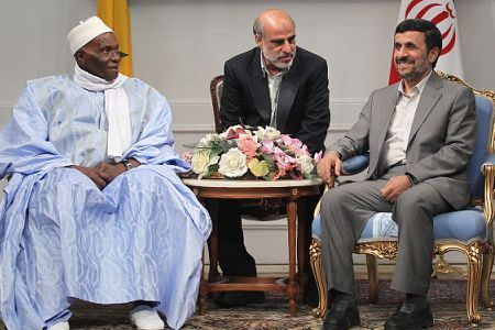 Le Sénégal : Échec des efforts iraniens avec l'Afrique
