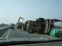 Accident à Thiaroye : 13 blessés dont 3 dans un état grave