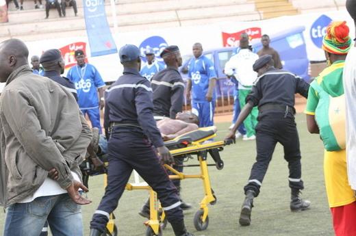 Photos : Les images de la personne tuée lors du combat Rock Mbalax-Bathie Seras