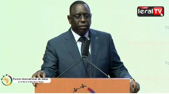 Macky Sall appelle à une révision des missions militaires de l'ONU en Afrique