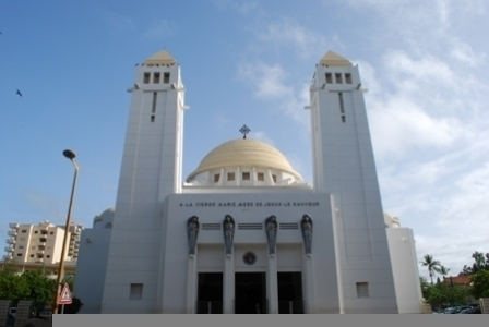 Cathédrale de Dakar : 75 ans de foi et de souvenirs !