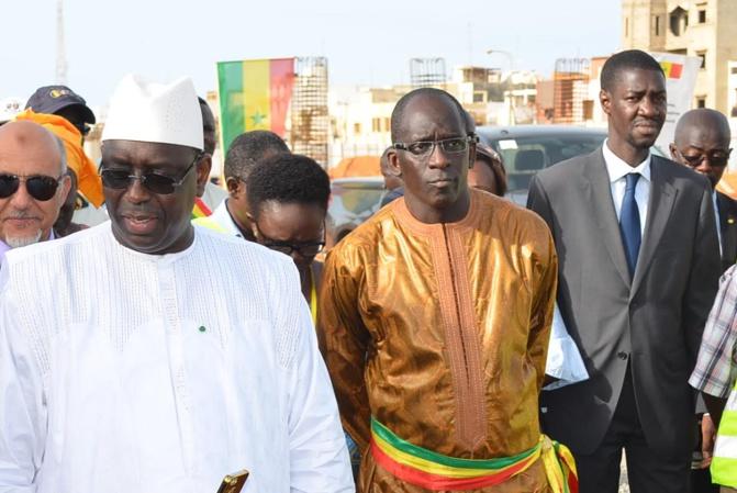 Secrétariat exécutif de l'Apr : Macky Sall nomme Abdoulaye Diouf Sarr patron des cadres républicains