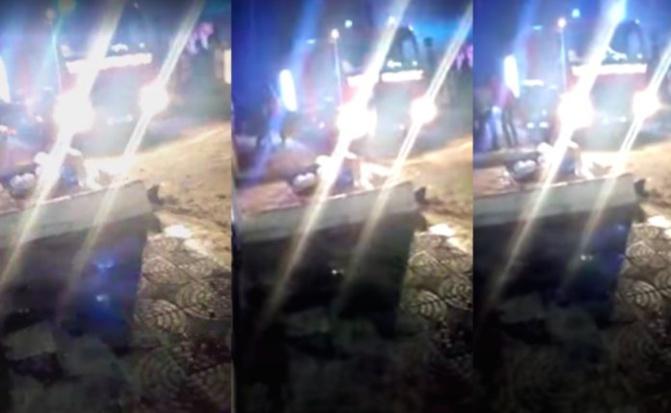 Urgent: l'homme brûlé vif aux Maristes par sa femme, est décédé