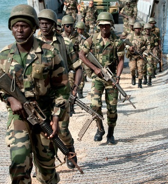 C'est la guerre en Casamance !