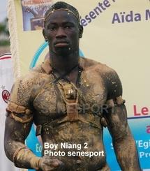 Première défaite de Boy Niang 2 : L'envol brisé d'un futur champion