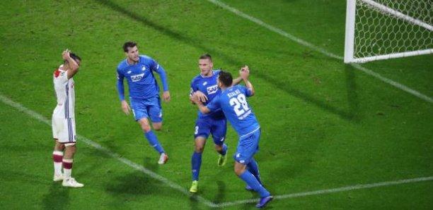 Lyon gâche encore tout contre Hoffenheim, Manchester City déjà qualifié