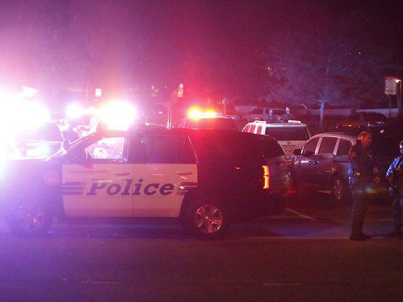 Etats-Unis: Treize morts, dont le tireur et un policier, dans une fusillade en Californie
