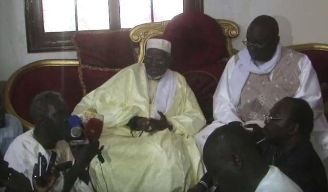 Le candidat Samuel Sarr était à Touba et à Ndiassane. Les raisons !