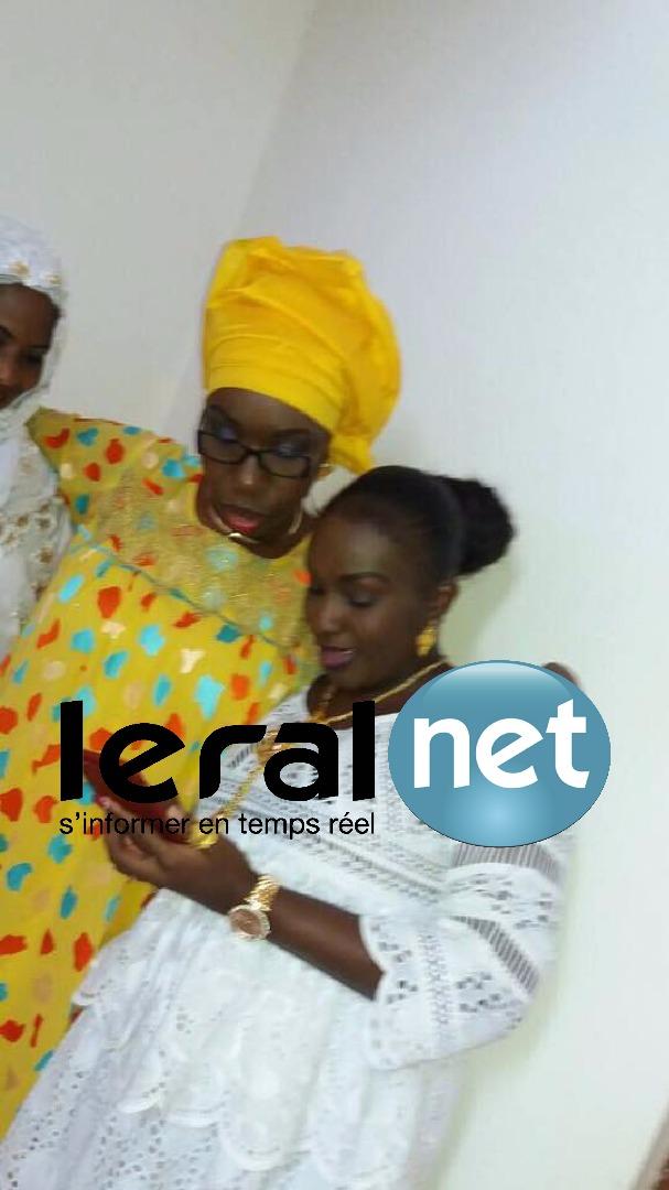 Le ministre Birima Mangara s'affiche avec deux de ses épouses...