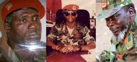 ENQUETE : Dans l'intimité de Jammeh, Ansoumana Manneh, John Garang et Salif Sadio