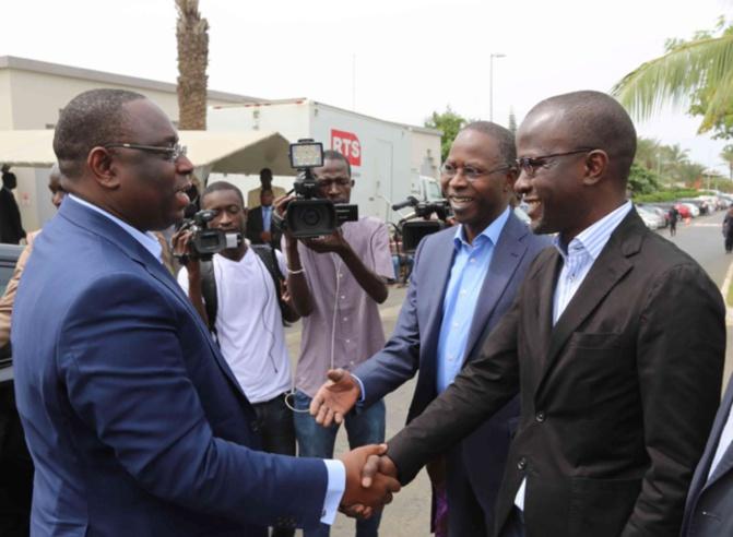 Justice: Macky Sall réaffirme qu'il ne poursuivra aucun journaliste en justice