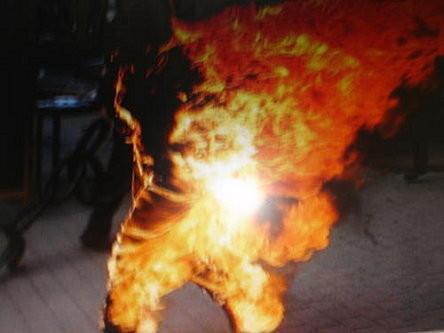 Au Sénégal aussi on s'immole par le feu