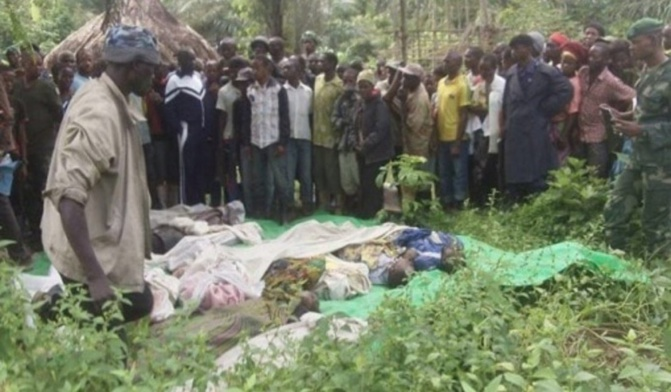 Casamance : Un chef de village et son neveu égorgés, un suspect arrêté