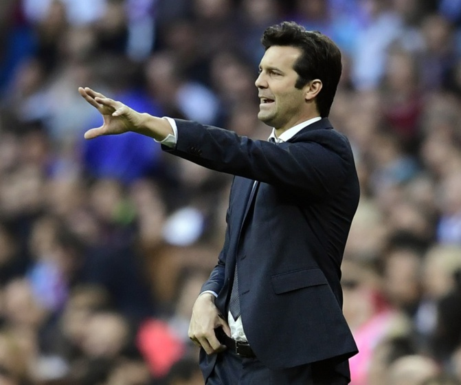 Real Madrid : Solari confirmé comme entraineur