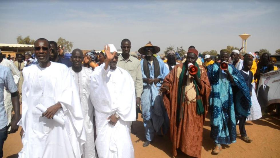 PODOR - Tournée de Abdoulaye Daouda DIALLO : Entre inauguration d'infrastructures et meetings de remobilisation pour la réélection de Macky SALL dès le 1er tour