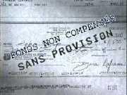 Dépénalisation d'émission de chèque sans provision : aucune explication selon le procureur près de la cour suprême.