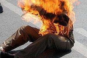 Imam Babacar Diop de la Rts1 sur l'« immolationmania » : « Les suicidaires sont des perdants sur tous les niveaux»