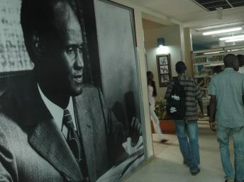 « Présence Africaine » s'installe au cœur de l'université de Dakar (Audio)