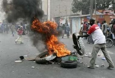Manifestations contre les délestages : La colère noire des populations de Mbacké