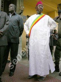 Venu pour la prière du vendredi : Iba Der Thiam se donne en spectacle à la mosquée de Dieupeul 2