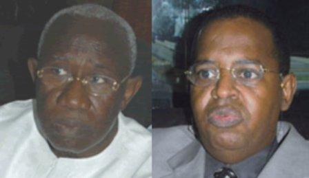 VISITE : Iba Der reçu comme un Prince à Médina Baye et à Léona Niasséne. Sidy Lamine désavoué par ses proches. Leur mosquée familiale en construction, il avale seul, 400 millions FCFA