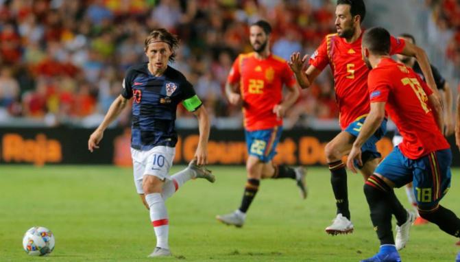 Croatie-Espagne 3-2, la Croatie s'offre le scalp de l'Espagne à la dernière minute