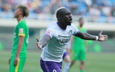 Mbaye Diagne : « Je veux marquer mon empreinte en sélection