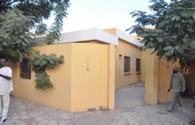 Retour des Wade à Dakar: La villa Point E fait sa toilette