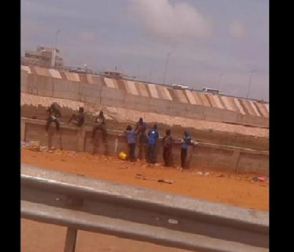 Agression au pont de l'Emergence : Moussa Yade et Bassirou Sarr présentés au Procureur