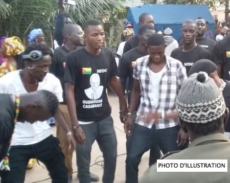 Yaya Sambou (Kékendo Ucad) : « Nous sommes en contact direct avec Mfdc»