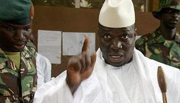 Trafic d'armes : Yaya Jammeh arme Gbagbo et le Mfdc