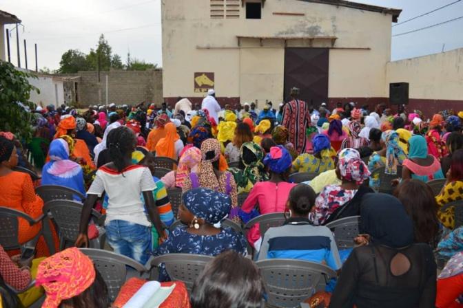Lancement du Domaine agricole communautaire de Sangalkam: les populations préparent la venue de Macky Sall, le 24 novembre