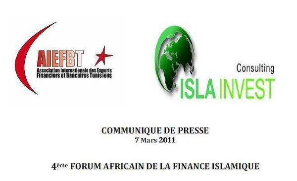 Un Forum International pour une industrie forte de la finance Islamique en Afrique de l'ouest