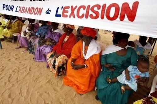 Mœurs: Le Sénégal et le Mali désormais contre l'excision et le mariage forcé