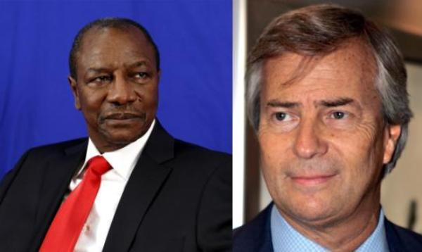 GUINEE : Le président Condé et l'homme d'affaires français Bolloré au cœur d'un scandale. Le tribunal de Paris saisi