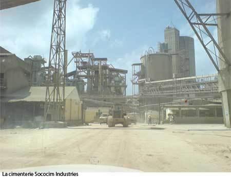 Sococim Industries améliore la qualité de son environnement