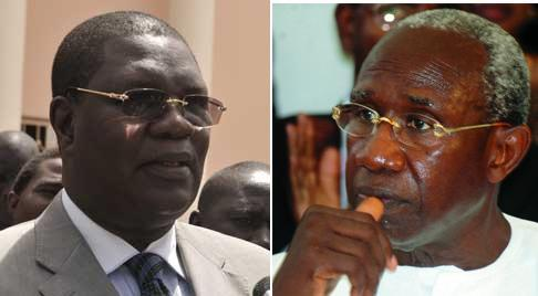 [Audio] Quand Iba Der Thiam assimilait Wade à un diable…Ousmane Ngom magnifiant la générosité d'Abdou Diouf