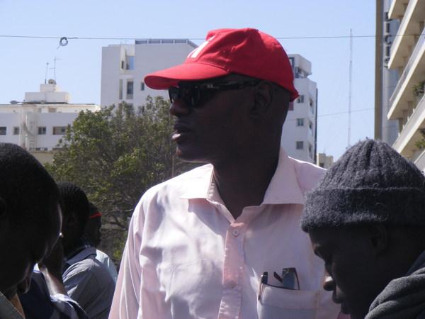 (Audio) Youssou touré de l'APR appel à faire partir Wade