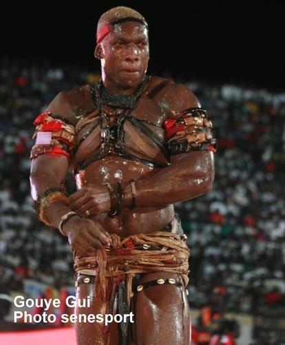Gouy Gui, lutteur de l'écurie Mor Fadam : « les erreurs que je ne répéterai plus »