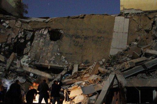 Libye: la coalition se prépare à attaquer la logistique de Kadhafi