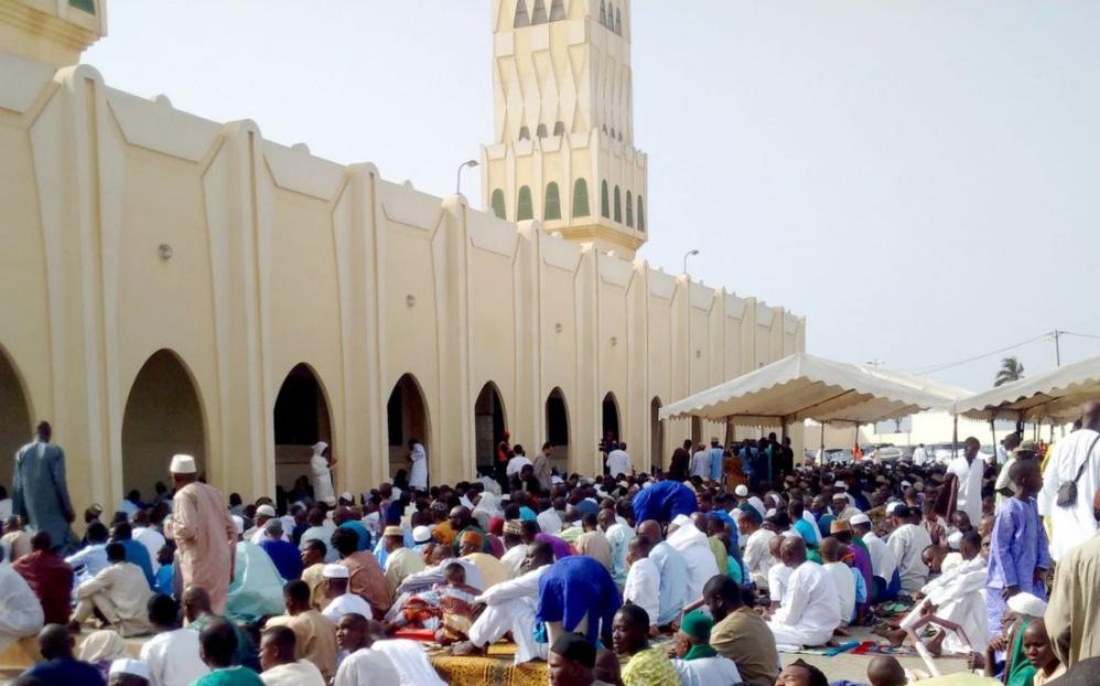 Gamou: Quand le « door » (roublardise) des Sénégalais s'invite à la mosquée omarienne