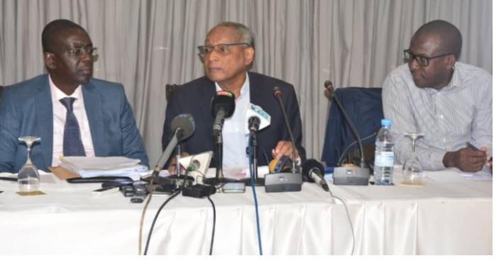 La décision de la Crei sur Karim Wade est irrévocable, selon Me Moussa Felix Sow