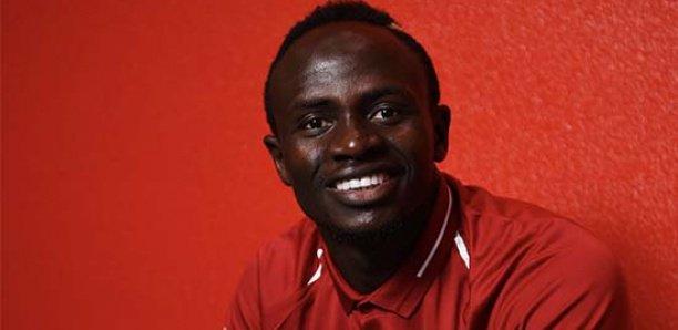 Sadio Mané prolonge à Liverpool jusqu'en 2023