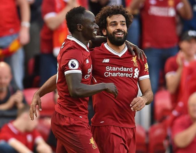 Liverpool: Sadio Mané fait marquer Salah