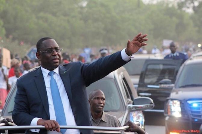 """Macky Sall : """"je suis le meilleur candidat à la présidentielle 2019"""""""