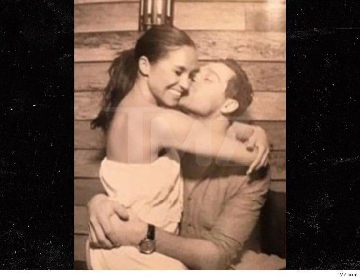 Une photo de Meghan Markle enlacée avec son ex-petit ami Cory Vitiello vient de refaire surface sur la toile.